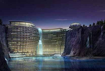 Viajes a China: Hoteles de China