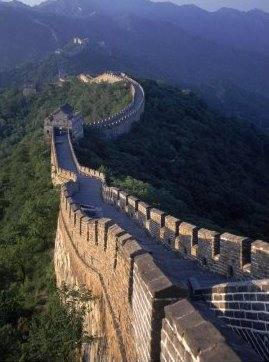 Beijing. Gran Muralla