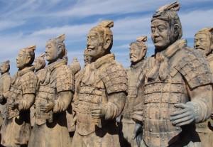 Xiang. Guerreros de terracota